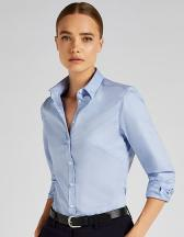 Ladies` Tailored Fit Stretch Oxford Shirt Long Sleeve
